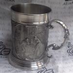 Artina SKS Кружка для пива 10951Y (олово 95%)