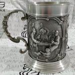 Artina SKS Кружка для пива 10948Y (олово 95%)