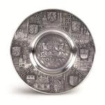 Artina SKS Тарелка декоративная 10053 (олово 95%)