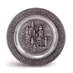 Artina SKS Тарелка декоративная 10084 (олово 95%)