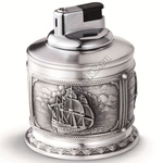 Artina SKS Чехол для зажигалки 10319 (олово 95%)