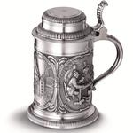 "Artina SKS Кружка для пива ""Ротенбург"" 10934 (олово 95%)"