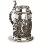 """Artina SKS Кружка для пива """"Гейдельберг"""" 10959 (олово 95%)"""