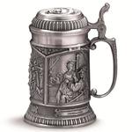 Artina SKS Кружка для пива 12146 (олово 95%)