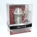 Artina SKS Кружка для шнапса 12395 (олово 95%)