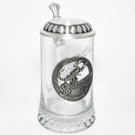 "Artina SKS Кружка для пива ""Скорпион"" 15760 (олово 95%)"