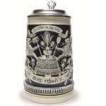 Artina SKS Кружка для пива 93381 (олово 95% и керамика )