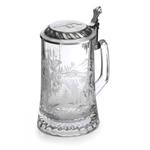 """Artina SKS Кружка для пива """"Лось и медведь"""" 93339 (олово 95%)"""
