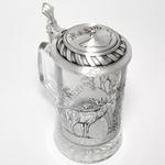 """Artina SKS Кружка для пива """"Олень"""" 93364o (олово 95%)"""