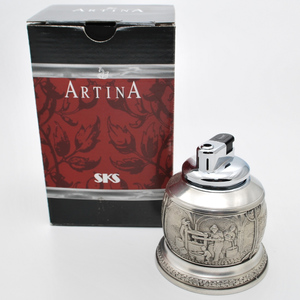 Artina SKS Зажигалка 60286А (олово 95%)