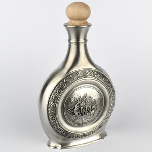 Artina SKS Бутыль для водки/вина Ла Палома 72381G (олово 95%)