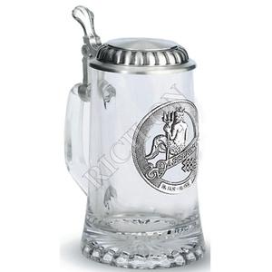 """Artina SKS Кружка для пива """"Водолей"""" 15751 (олово 95%)"""