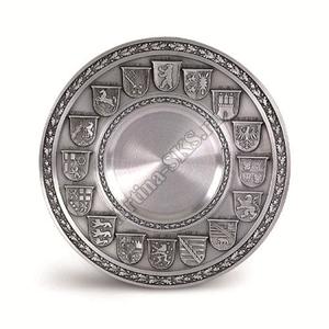 Artina SKS Тарелка декоративная 10099 (олово 95%)