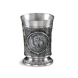 "Artina SKS Бокал для вина ""Овен"" 10230 (олово 95%)"