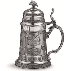 """Artina SKS Кружка для пива """"Германия"""" 10350 (олово 95%)"""