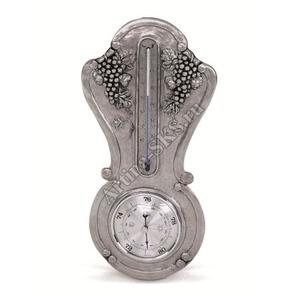 Artina SKS Настенный термометр и барометр 10547 (олово 95%)