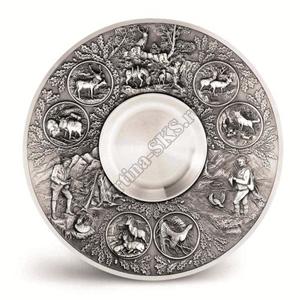 Artina SKS Тарелка декоративная 11024 (олово 95%)