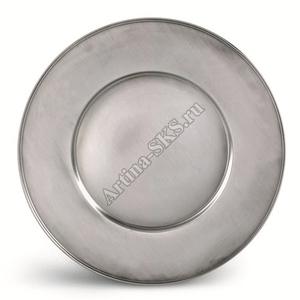 Artina SKS Тарелка декоративная 11044 (олово 95%)