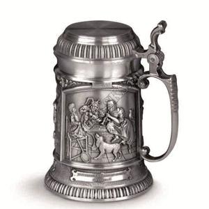 Artina SKS Кружка для пива 12134А (олово 95%)