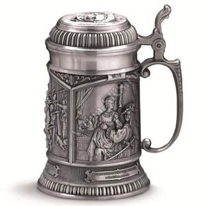 """Artina SKS Кружка для пива """"Шедевры"""" 12146 (олово 95%)"""