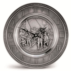 "Artina SKS Настенные часы "" Шедевры"" 12149А (олово 95%)"