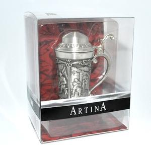Artina SKS Стопка (Кружка мини для шнапса) 12395 (олово 95%)