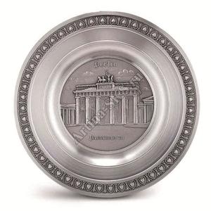 Artina SKS Тарелка декоративная 13345 (олово 95%)