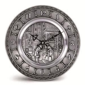"""Artina SKS Часы настенные """"К.Шпицвег"""" 15471 (олово 95%)"""