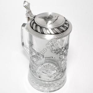 """Artina SKS Кружка для пива """"Утка"""" 93313 (олово 95%)"""