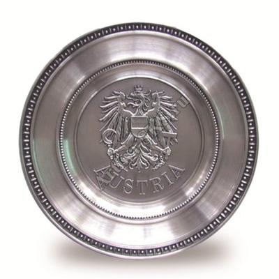 Artina SKS Тарелка декоративная 16708 (олово 95%)