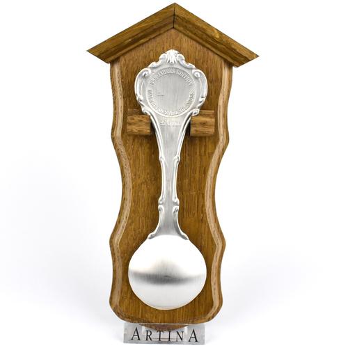 """Artina SKS Ложка коллекционная """"2014"""" 10750 (олово 95%)"""